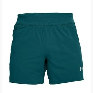 UNDER ARMOUR Atmos LG TOURMALINE Teal Shorts Large